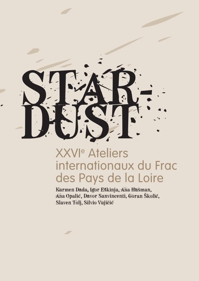 Frac des Pays de la Loire 26e Ateliers Internationaux 2014