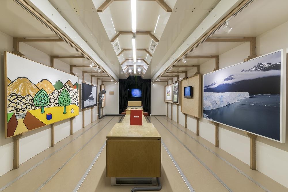 Frac des Pays de la Loire Musée Mobile MuMo 2019