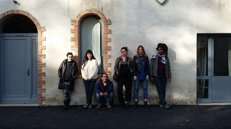 Artistes des XXXème Ateliers Internationaux du Frac des Pays de la Loire