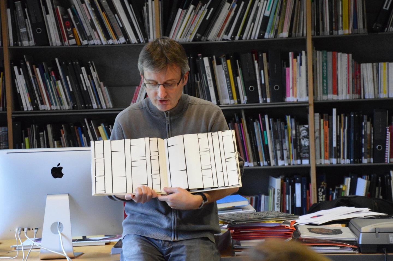 Frac des Pays de la Loire documentation, Emmanuel Lebeau