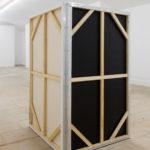 Frac des Pays de la Loire collection Lisa Beck, Freestanding X, 2012.