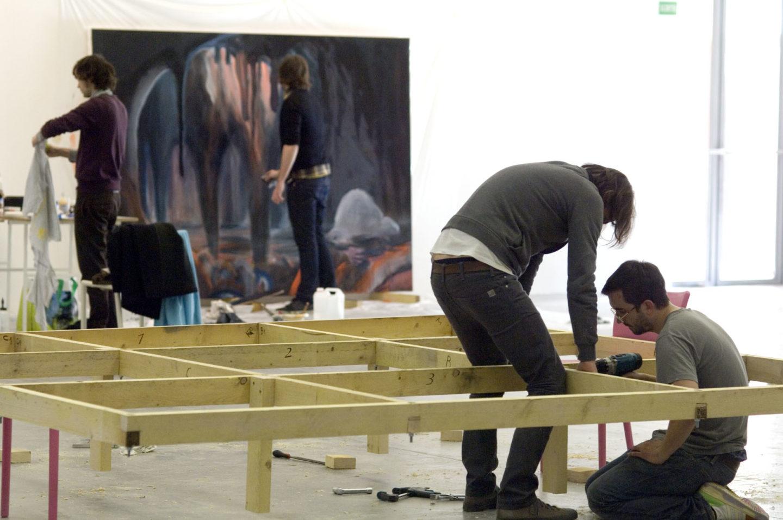 Artistes des XXIe Ateliers Internationaux du Frac des Pays de la Loire