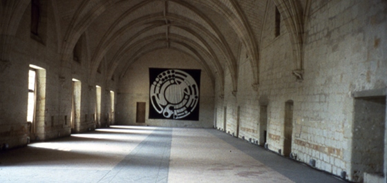 Frac des Pays de la Loire Ateliers Internationaux Abbaye de Fontevraud