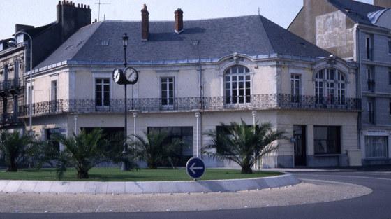 Frac des Pays de la Loire Ateliers Internationaux Saint-Nazaire Grand Café