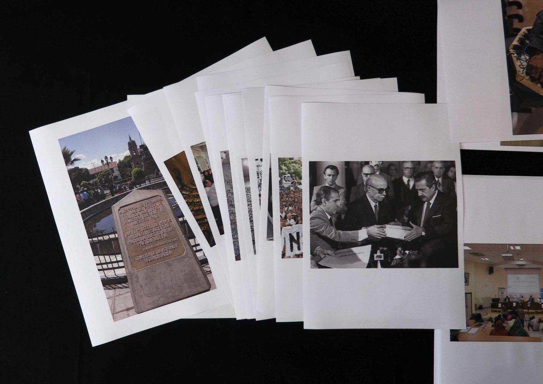 """Exposition """"Le passé est un autre pays"""", Clémence de Montgolfier, Moulins de Paillard"""