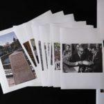 """Exposition """"Le passé est un autre pays"""", Clémence de Montgolfier, au Moulins de Paillard,"""